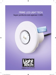 REFLETOR PRIME LED 9W COLOR - 11915