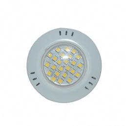 REFLETOR POWER LED ABS 5W - BRANCO - 16873
